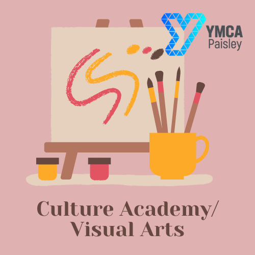 Culture Academy/ Visual Arts – Designing Paisley's new Interactive Mural